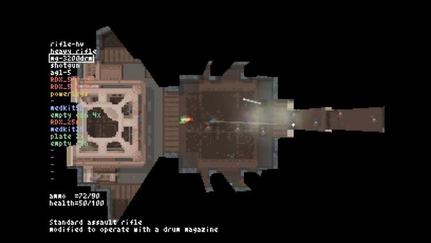 'Teleglitch: Die More Edition' screenshot