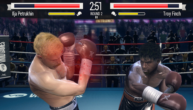 'Real Boxing' screenshot