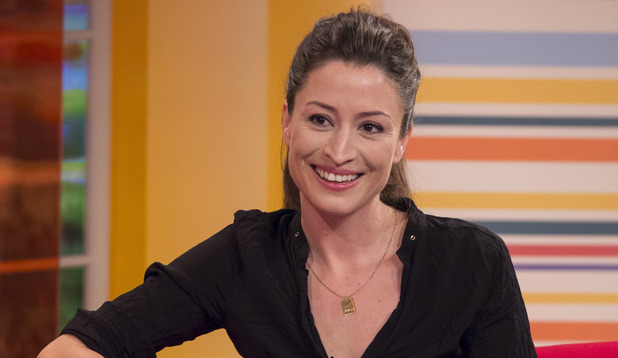 Rebecca Loos on 'Daybreak' TV Programme, London, Britain - 15 Mar 2013