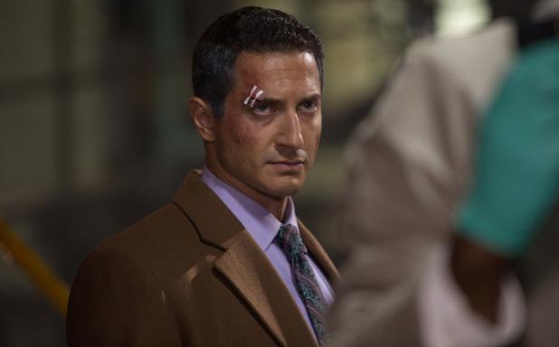 Sasha Roiz as Captain Sean Renard in 'Grimm'