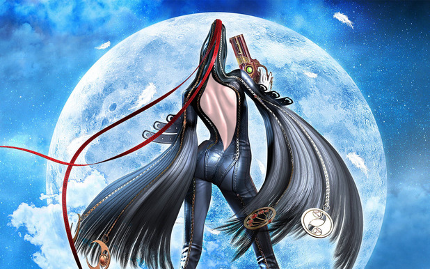 'Bayonetta' artwork