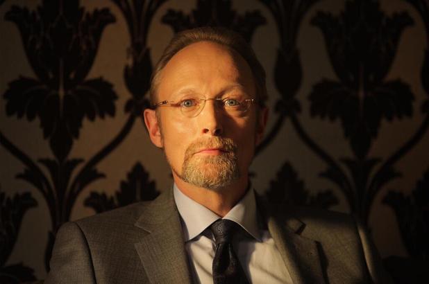 Lars Mikkelsen as Charles Augustus Magnussen in 'Sherlock'