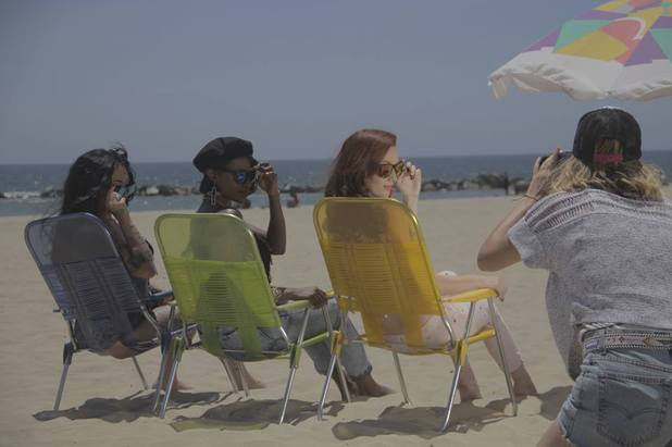Mutya Keisha Siobhan, MKS 'Flatline' music video still