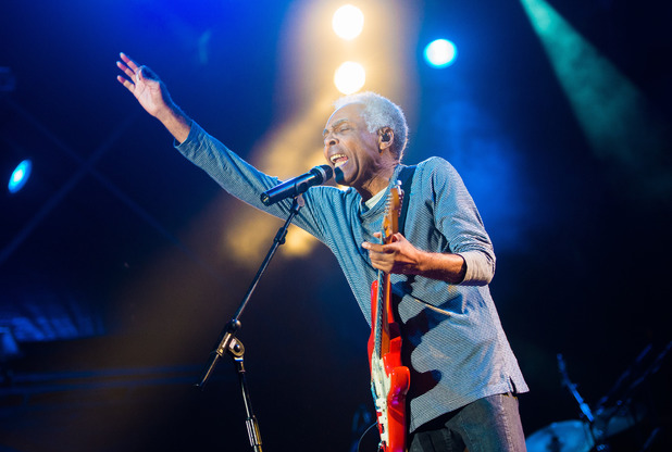 WOMAD 2013: Gilberto Gil headlines the main stage on Sunday