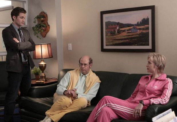 Stephen Tobolowsky in 'Glee'
