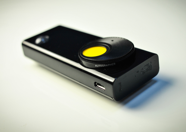 Autographer: Wearable Camera