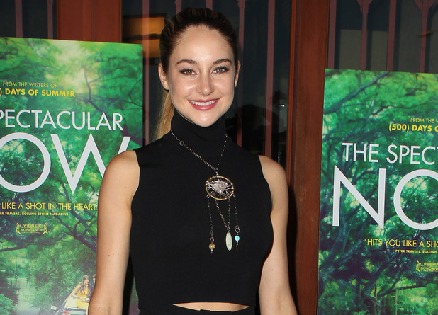 Shailene Woodley screening of A24's 'The Spectacular Now' at the Vista Theatre