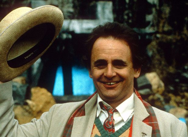 Doctor Who: Sylvester McCoy