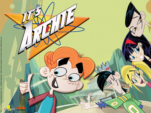 Promo for the It's Archie animated series