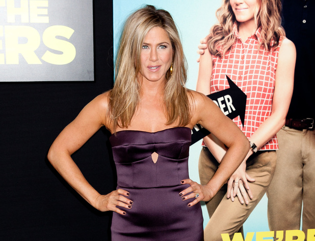 Jennifer Aniston, We're The Millers, New York