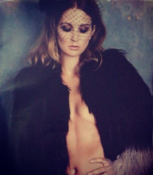 Millie Mackintosh previews new photoshoot