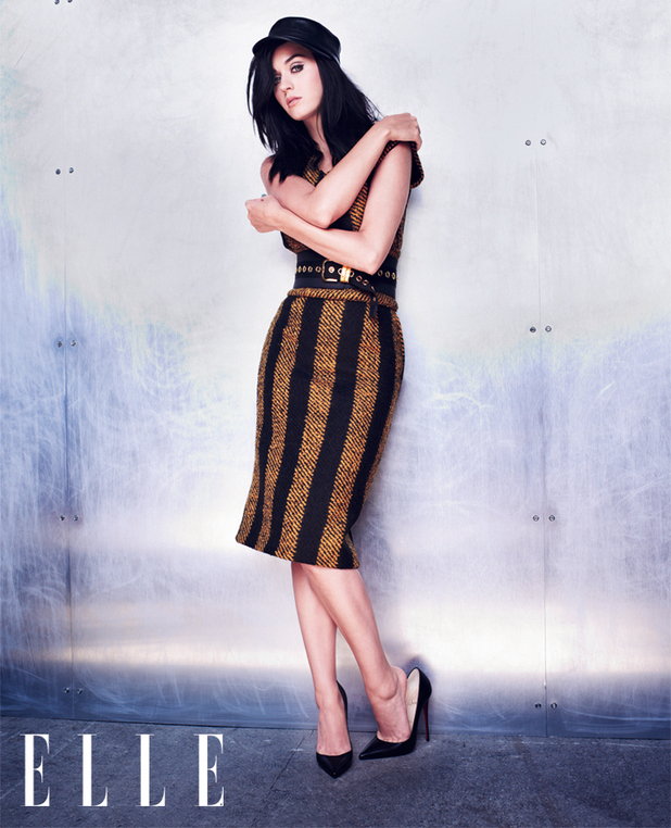 Katy Perry for Elle Magazine