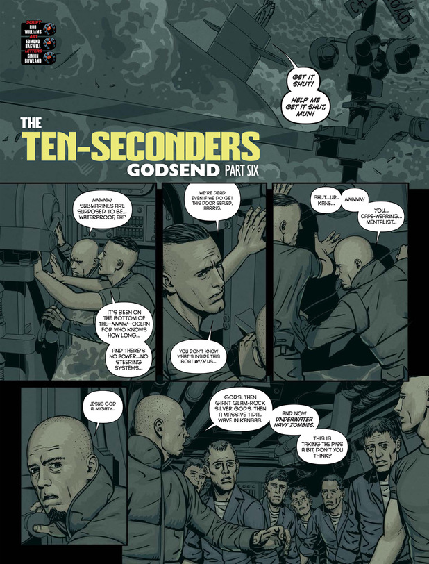 The Ten-Seconders 'Godsend'