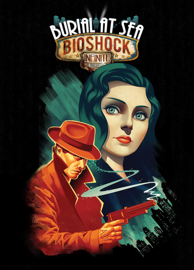 BioShock Infinite DLC first images