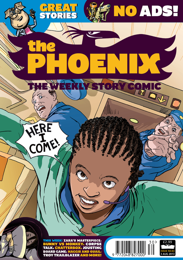 The Phoenix #83