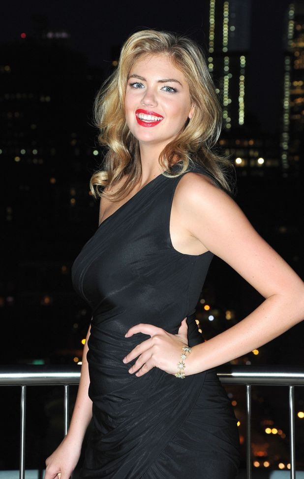 David Yurman Annual Rooftop Soiree, New York, America - 30 Jul 2013 Kate Upton 30 Jul 2013
