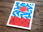 Nobrow selling ELCAF festival prints