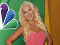 "Christina Aguilera says that she thinks of the other coaches as her ""brothers""."