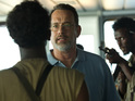 Hanks's Maersk Alabama captain is taken hostage in Paul Greengrass's thriller.