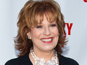 "Joy Behar says producers of The View are tired of the show being ""fluffy""."