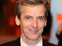 The Thick of It actor will take over from Matt Smith as The Doctor at Christmas.
