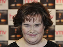 Susan Boyle promotes and signs copies of her new book 'Standing Ovation' at..
