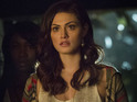Phoebe Tonkin talks about hybrid babies, being on Team Klaroline, and fans.
