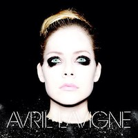 'Avril Lavigne' album artwork