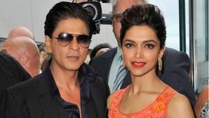 Bollywood superstars Shah Rukh Khan and Deepika Padukone speak to Digital Spy about their new movie, the action-comedy 'Chennai Express'.