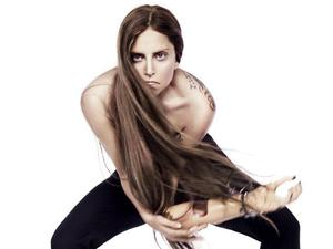 Lady Gaga 'ARTPOP' press shot 2013.