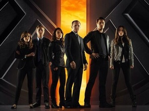 'Marvel's Agents of SHIELD' poster