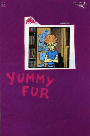 Chester Brown's 'Yummy Fur' #2