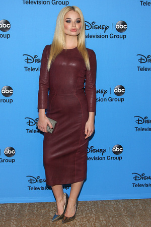 BEVERLY HILLS, CA - AUGUST 04: Actress Emma Rigby attends the Disney & ABC Television Group's '2013 Summer TCA Tour' at The Beverly Hilton Hotel on August 4, 2013 in Beverly Hills, California