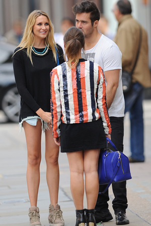 Stephanie Pratt, Spencer Matthews, Louise Thompson, Made in Chelsea