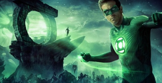 Ryan Reynolds, Green Lantern