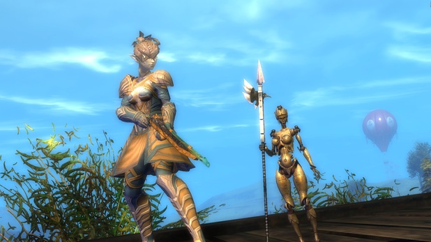 'Guild Wars 2': 'Queen's Jubilee' screenshot