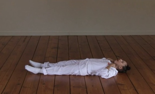 Lady GaGa in Marina Abramović Kickstarter promo  video