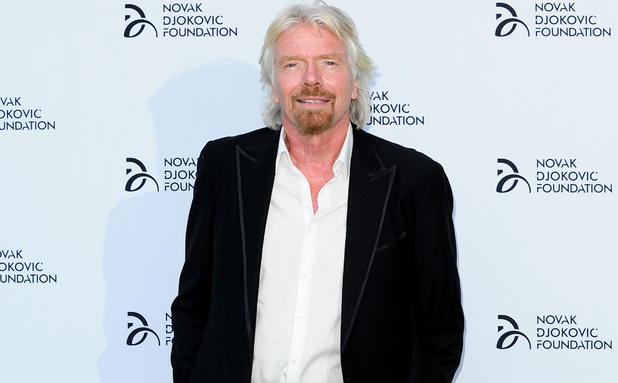 Richard Branson on Apple