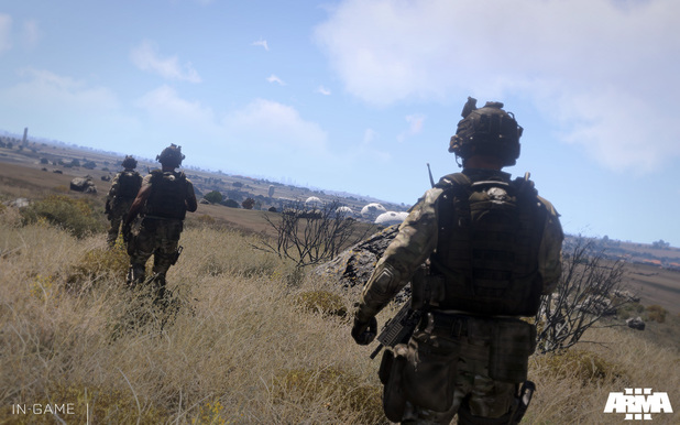 'ARMA 3' screenshot