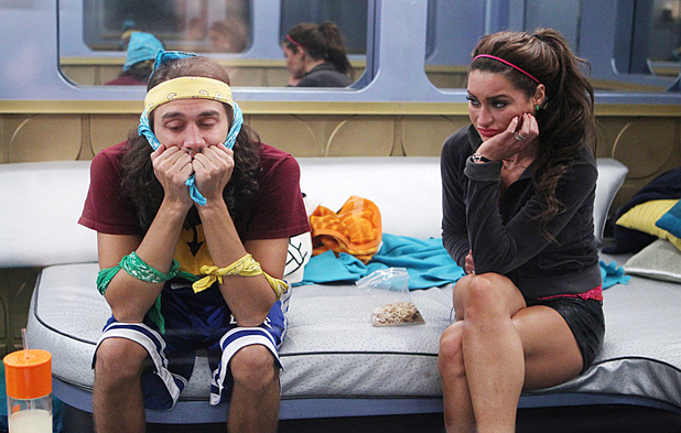 Big Brother S15E19: McCrae and Elissa