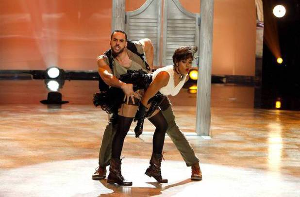 "Aaron Turner and Jasmine Harper perform a Hip-Hop routine to ""Gold Rush"" choreographed by Tabitha & Napoleon on 'So You Think You Can Dance'"