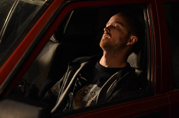 Jesse Pinkman (Aaron Paul) in Breaking Bad S05E09