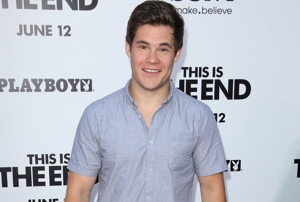 adam devine height