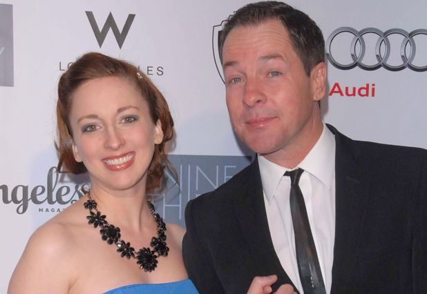 Vanessa Claire Smith and French Stewart