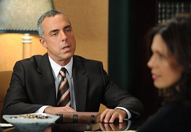 Titus Welliver in The Good Wife