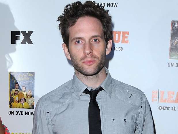 The 41-year old son of father Glenn Franklin Howerton Jr. and mother  Janice Howerton, 180 cm tall Glenn Howerton in 2018 photo