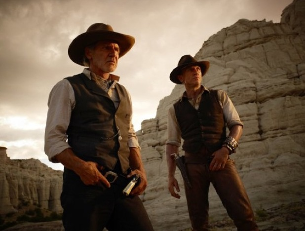 Daniel Craig, Harrison Ford, Cowboys & Aliens