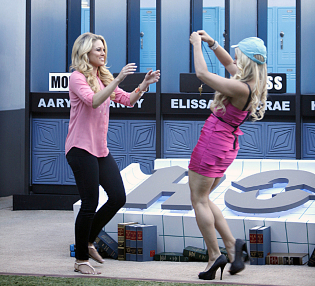 Big Brother S15E19: Aaryn wins the Live HOH