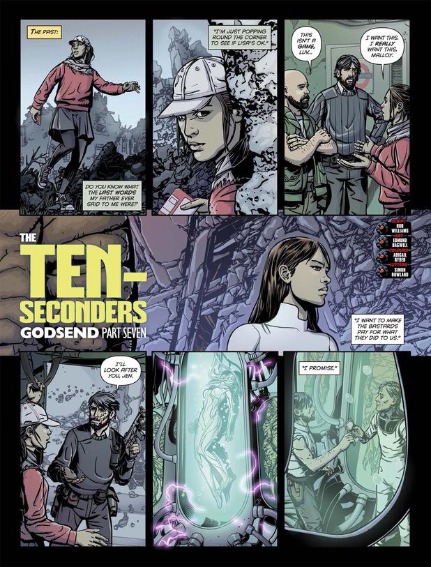 The Ten-Seconders 'Godsend'