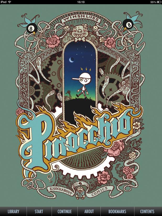 Winshluss's 'Pinocchio'